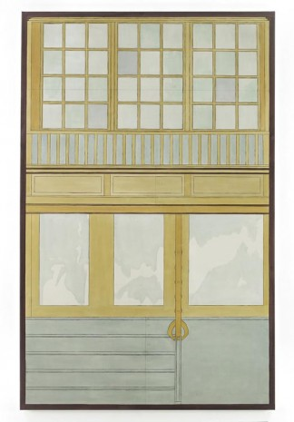 Lucy McKenzie, Front Entrance, 2011, Bortolami Gallery