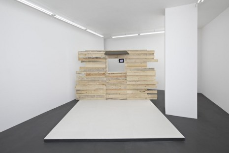 Marinella Senatore, ROSAS: Working is networking, 2012, Peres Projects