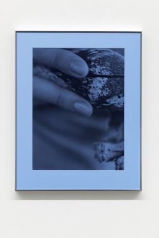 Josephine Pryde, Pacific Driftwood (Blue Filter), 2014/2020, Simon Lee Gallery