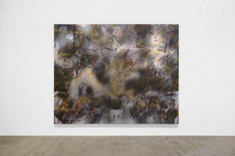 Julie Mehretu, A Mercy (after T. Morrison), 2019-2020, Marian Goodman Gallery