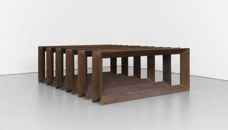 Donald Judd, Untitled, 1979, David Zwirner