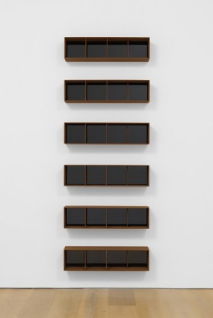 Donald Judd, Untitled, 1994, David Zwirner