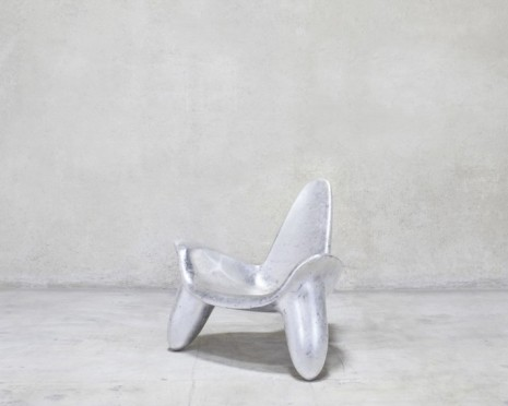Wendell Castle, Triad Chair, 2006, Friedman Benda