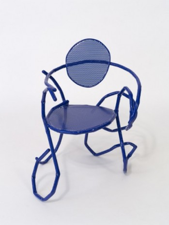 OrtaMiklos, Melting Thonet, 2020, Friedman Benda