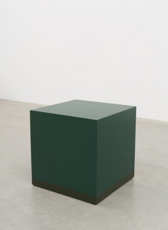 Anne Truitt, Pond Sound, 1999, Matthew Marks Gallery