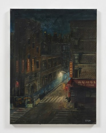 Stipan Tadić, Chinatown Dance School After Fire, 2020, Steve Turner
