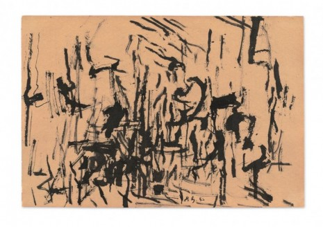 Philip Guston, October Fall, 1952, Hauser & Wirth