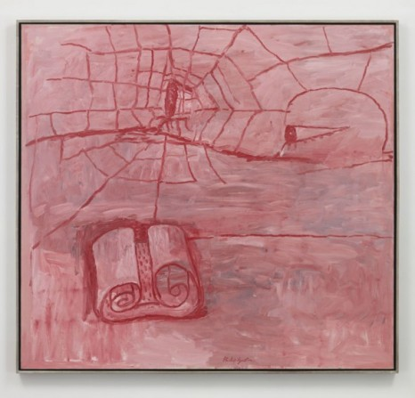 Philip Guston, The Poet, 1975 