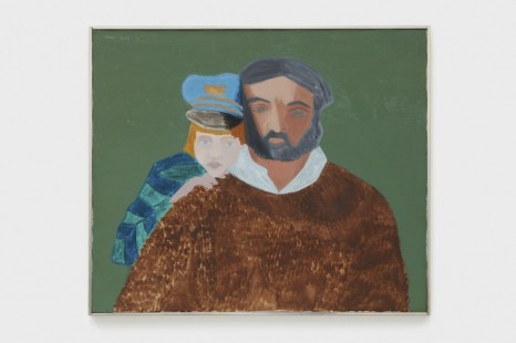 March Avery, Father + Son (II), 1977, Blum & Poe