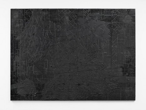 Rashid Johnson, 22nd of July, 2012, David Kordansky Gallery