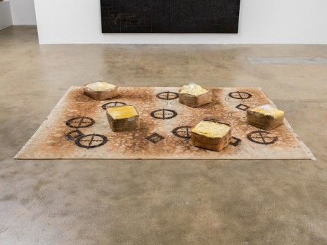 Rashid Johnson, Untitled, 2012, David Kordansky Gallery