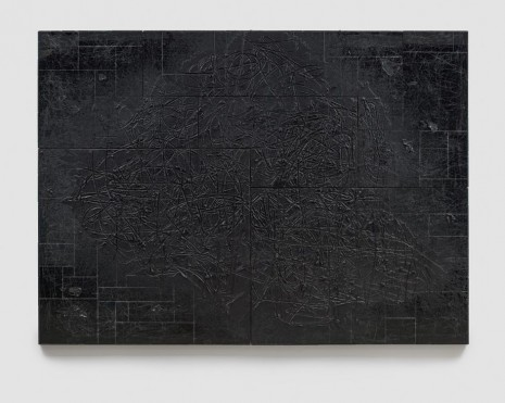 Rashid Johnson, 33rd of July, 2012, David Kordansky Gallery