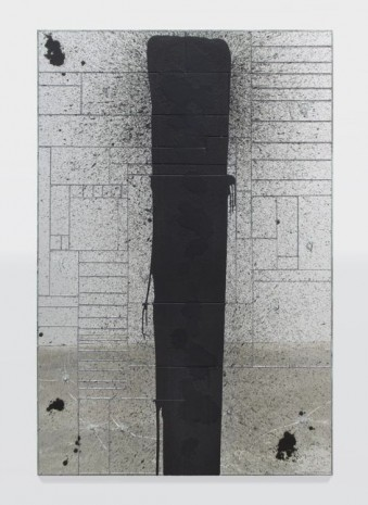Rashid Johnson, Dancing in the Street, 2012, David Kordansky Gallery