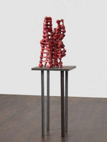Phyllida Barlow, untitled: redfleshtowers; 2020 lockdown 7, 2020 , Hauser & Wirth