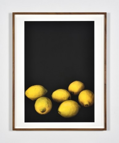 Luciano Perna, May 26, 2020, 9:38 am, Lemons (Capri Batteries), 2020, Marian Goodman Gallery
