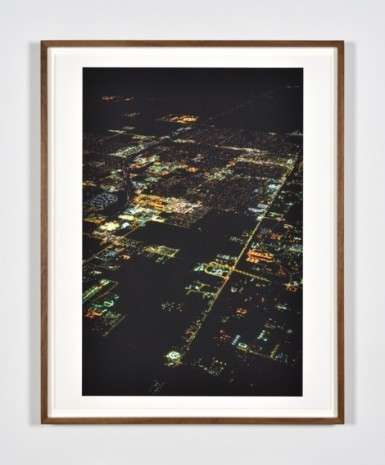 Luciano Perna, Nov. 16, 2019, 7:32 pm, Aerial Los Angeles, 2020, Marian Goodman Gallery