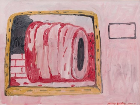 Philip Guston, Untitled (Roma), 1971 , Hauser & Wirth