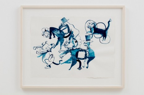 Brian Jungen, Used Kitties, 2020 , Casey Kaplan
