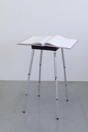 Aaron Flint Jamison, Aaron Flint JAMISON & Vera [White Book], 2012, Air de Paris