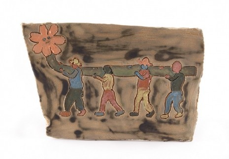 Kevin McNamee-Tweed, Untitled (Flower Carriers), 2020 , Steve Turner