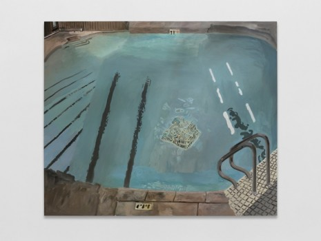 Margaux Williamson, Pool, 2021 , White Cube
