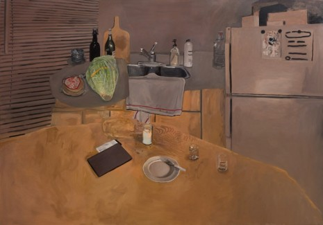 Margaux Williamson, Kitchen, 2021 , White Cube