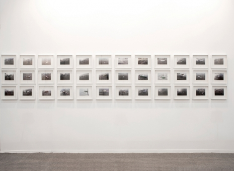 Christian Jankowski , Review - Water Proof Test, 2012 , Petzel Gallery