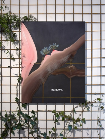 Laure Prouvost, The Hidden Spring Production - Renewal, 2021 , Galerie Nathalie Obadia