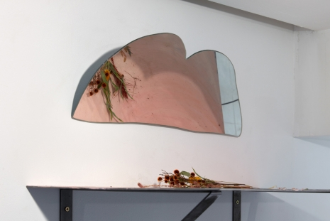 Laure Prouvost, Mirror Painting, a Story of Reflection, Soft bum, 2020 , Galerie Nathalie Obadia