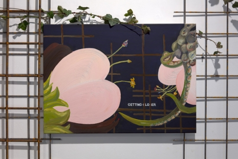 Laure Prouvost, The Hidden Spring Production - Getting closer, 2021 , Galerie Nathalie Obadia