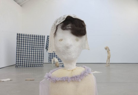 Cathy Wilkes, Untitled (detail), 2012, The Modern Institute