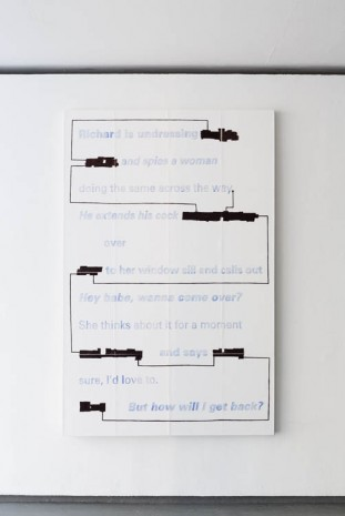 Donelle Woolford, Redaction, 2012, Valentin