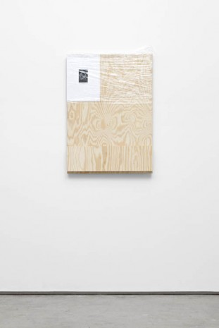 Matias Faldbakken and Fredrik Værslev, Shelf Paintings (Printing Money) #01, 2012, STANDARD (OSLO)