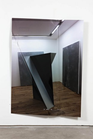 Gardar Eide Einarsson and Oscar Tuazon, Untitled, 2012, STANDARD (OSLO)