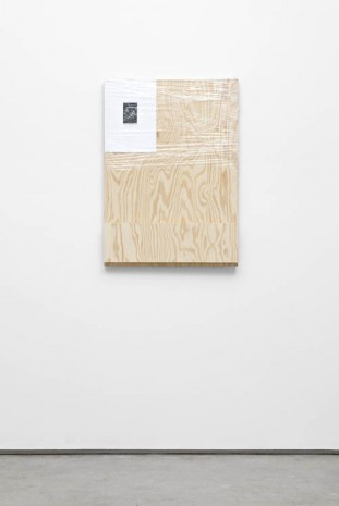 Matias Faldbakken and Fredrik Værslev, Shelf Paintings (Printing Money) #02, 2012, STANDARD (OSLO)