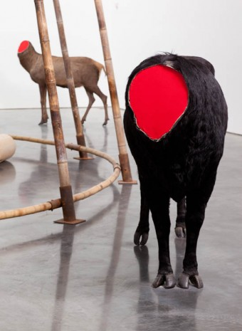 Haung Yong Ping Gladstone Gallery