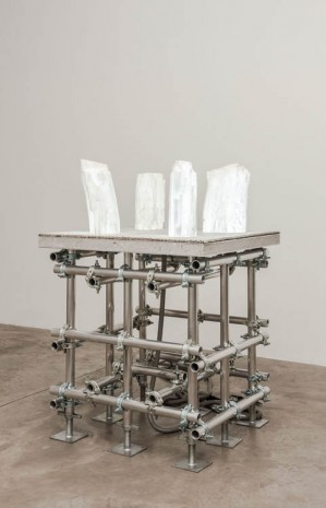Siobhan Hapaska, four angels, 2012, Kerlin Gallery