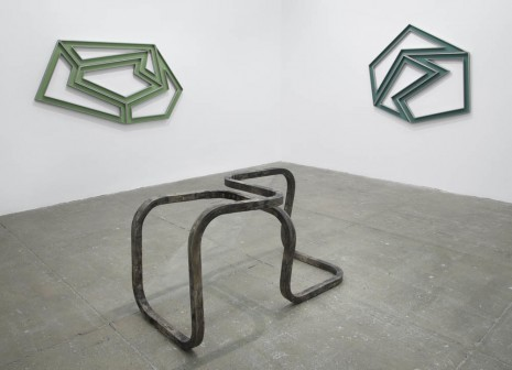 Richard Deacon Marian Goodman Gallery