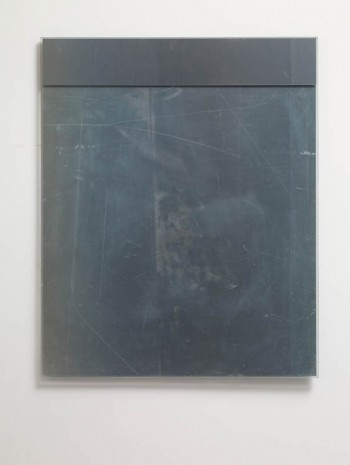 David Jablonowski, Hard Copy (Touchpad II), 2012, Max Wigram Gallery (closed)