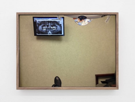Michel Auder, Feet First, 2012, Office Baroque