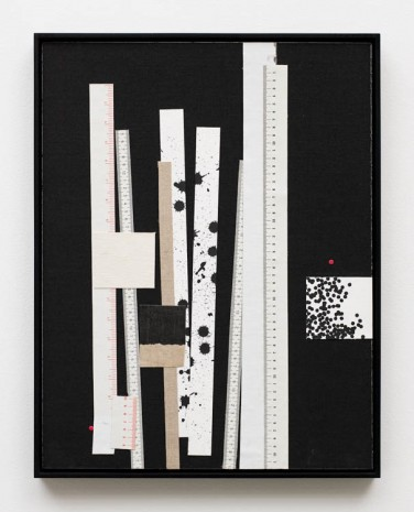 Matthew Brannon, Contents of his wallet, 2011, David Kordansky Gallery