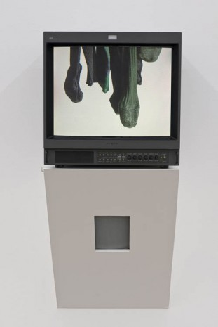 Laure Prouvost, Burrow Me, 2009, David Kordansky Gallery