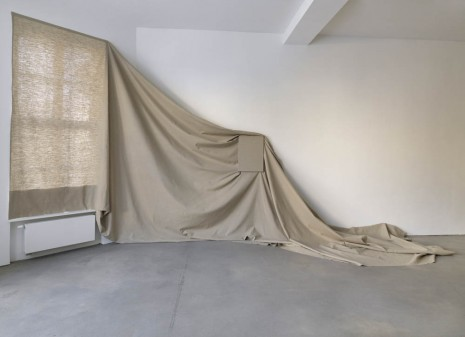 Analia Saban, Claim (from Curtain), 2012, Sprüth Magers