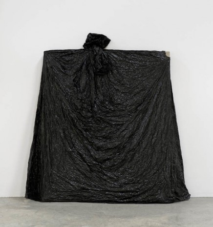 Analia Saban, Trash Bag with Knot, 2012, Sprüth Magers