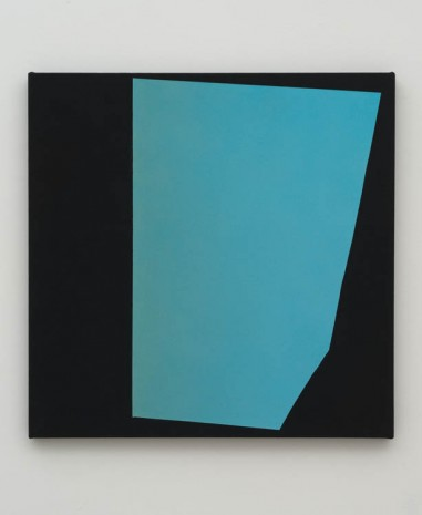 Kim Fisher, Magazine Painting (Smoggy Blue), 2012, China Art Objects Galleries