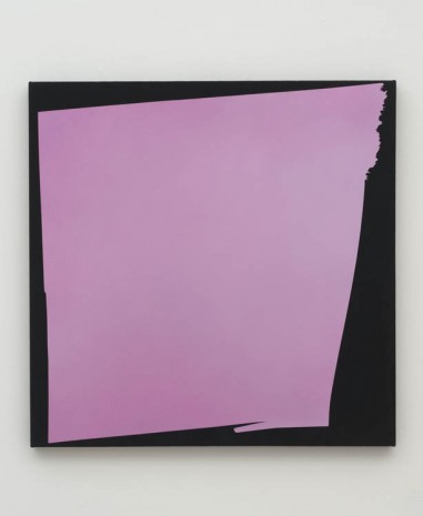 Kim Fisher, Magazine Painting (Faded Magenta), 2012, China Art Objects Galleries