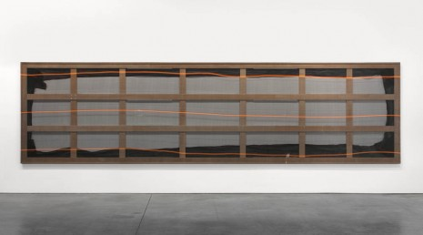 Aaron Bobrow, Untitled (exoneration), 2013, Andrea Rosen Gallery