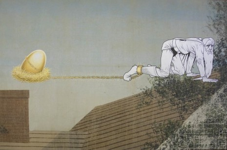 Jim Shaw, The Golden Age, 2013, Simon Lee Gallery