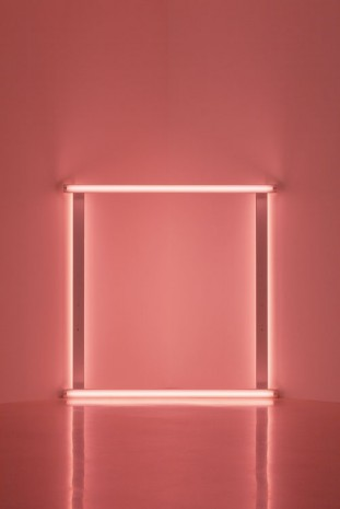 Dan Flavin, untitled (to Janet and Allen), 1966-71, David Zwirner