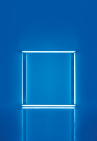 Dan Flavin, untitled (to Karin and Walther), 1966-71, David Zwirner